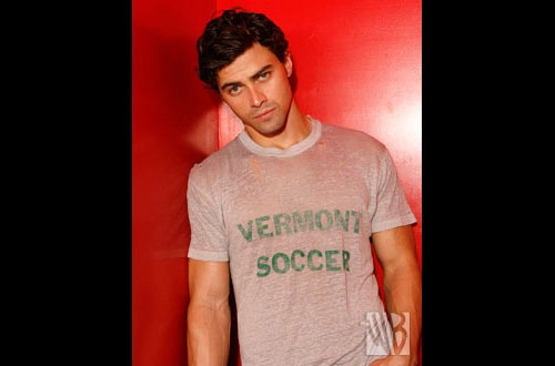 Matt Cohen -Promo shot for the WB's Rockville, CA