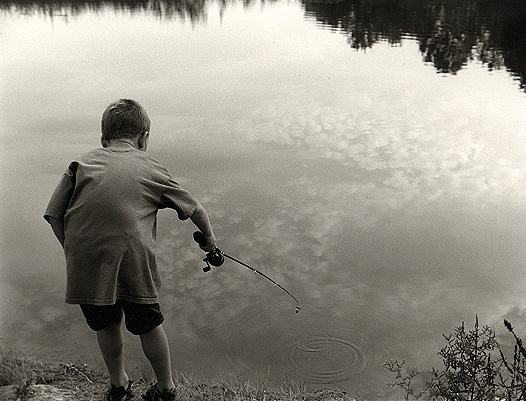 "Luke; From series ""Catch of the Day"""