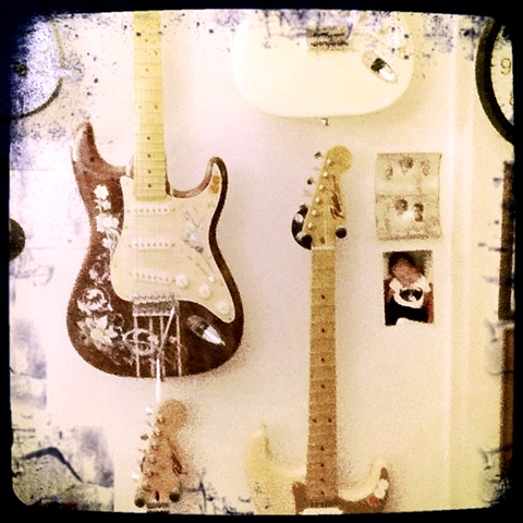 Richie's Guitars