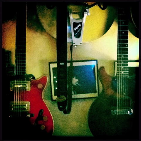 Guitars and Keith