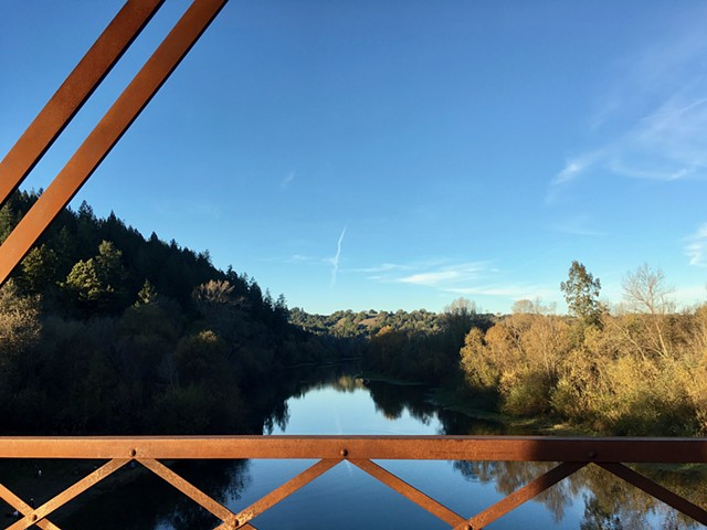 WOHLER BRIDGE, Sonoma County