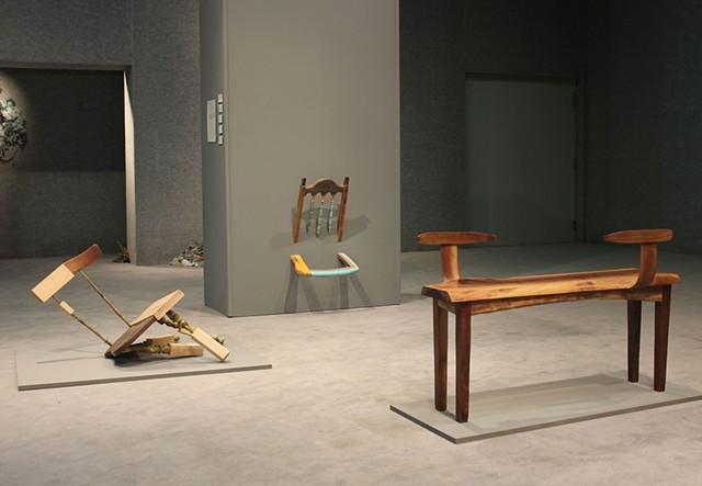 Installation view2 - Kilpatrick