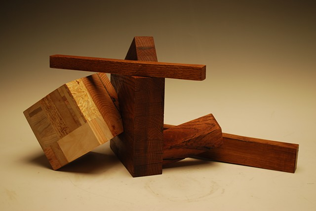 rectilinear solids sculpture