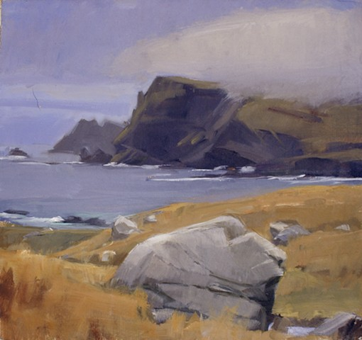Donegal Cliffs