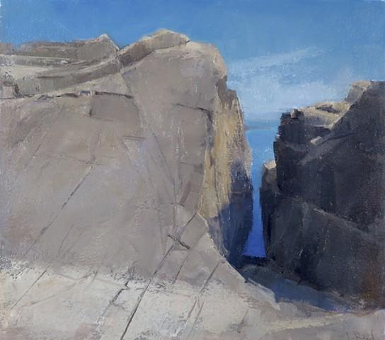Belderg Rocks