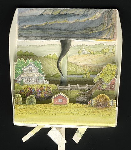 Tornado Puppet Theater - The Storm