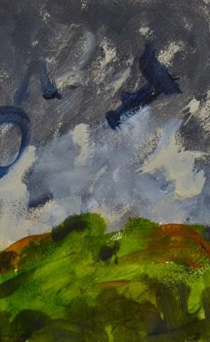 Landscape Series: Study #6