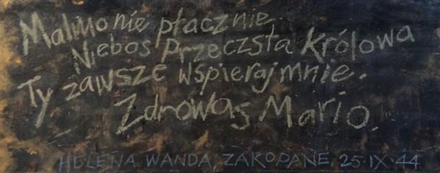 Prayer of Helena Wanda