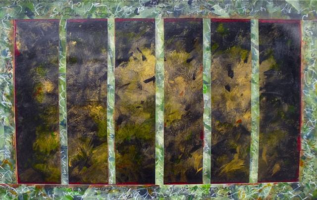 Interior Study: Cage