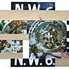 Three Collage Studies - #3
