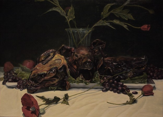 jeffreysimn, jeffsims, wealth, greed, nobility, power, life, death, peace, war, thethreelittlepigs, still life, still life painting, black artists, black painting, contemporary still life