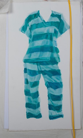 Jail Uniform for Jennifer Pearce