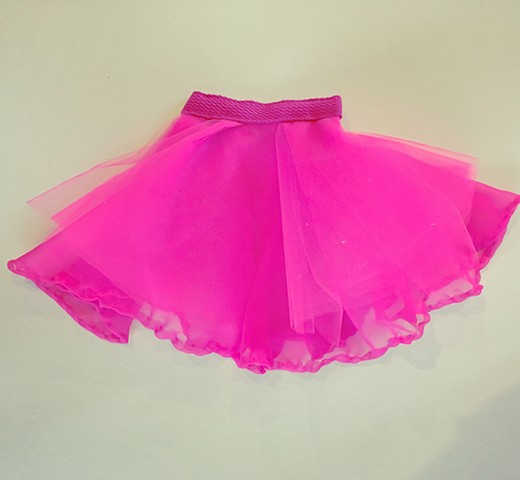 Jennifer's tulle skirt