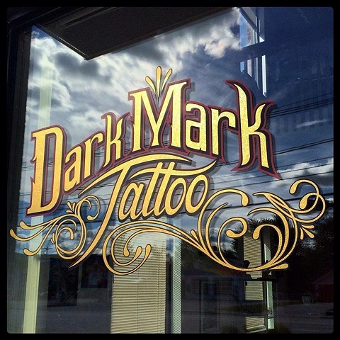 Dark Mark Tattoo