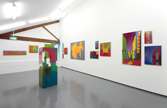 Thanks for the downgrade installation view Fehily Contemporary