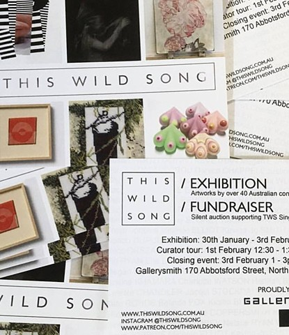 This Wild Song x Singapore Fundraiser Exhibition
