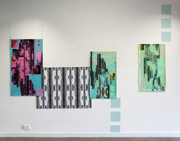 Ruin Nation Exhibition by Merryn Trevethan