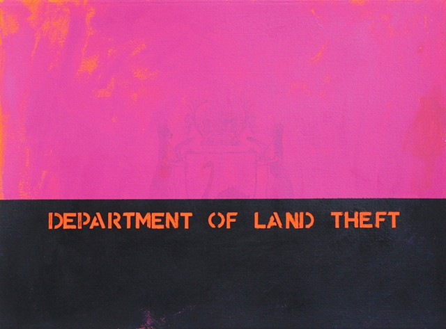 Department of Land Theft