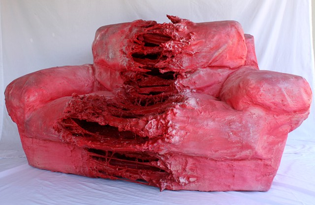 zenduart, chair, furniture, bay area artist, zen du