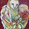 Owl With Gorgeous Fortune