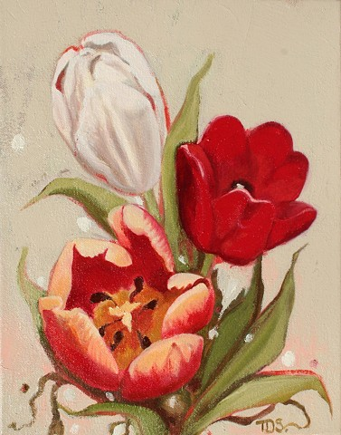 Tulips Three