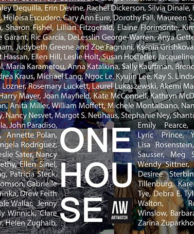 "Opens Friday 11/3 ""One House"" at Touchstone Gallery"