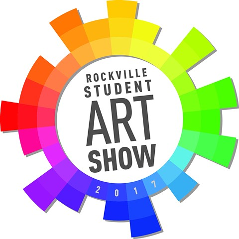 Great opening for the Rockville Student Art Show!
