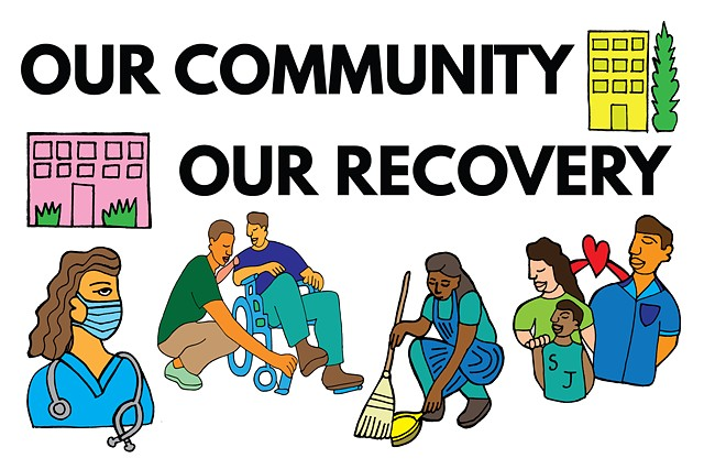 Our Community, Our Recovery