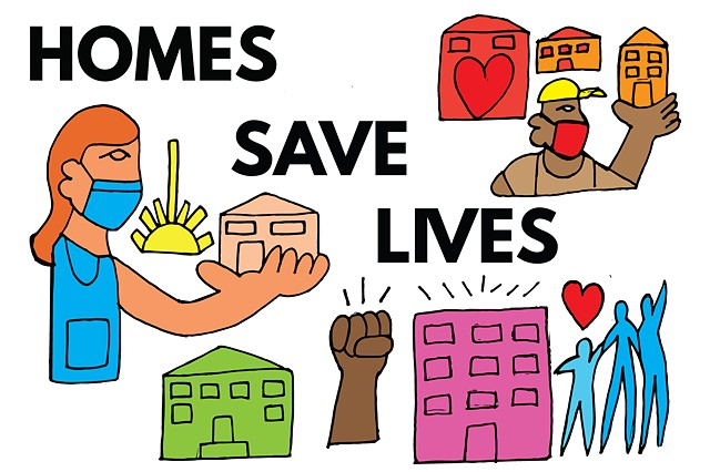 Homes Save Lives
