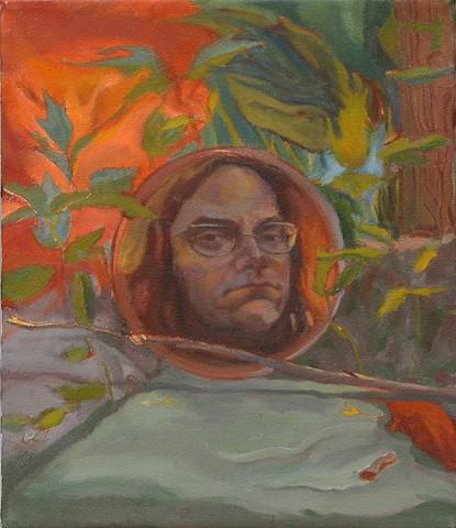 Painting by Matthew Meyer