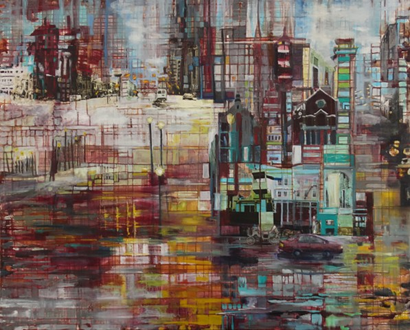 ''City Scape #112''