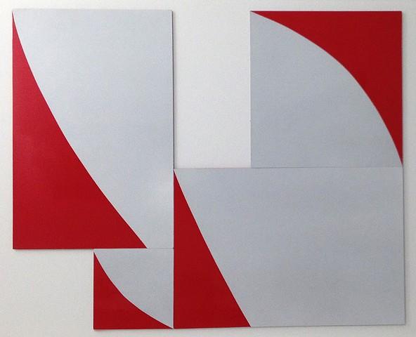 New Logo(White-Red): Bear Stearns#15