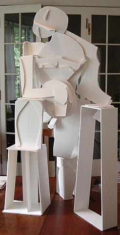 Foam-core Sculptures