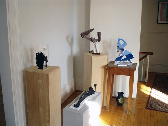 sculptures 2014 (studio)