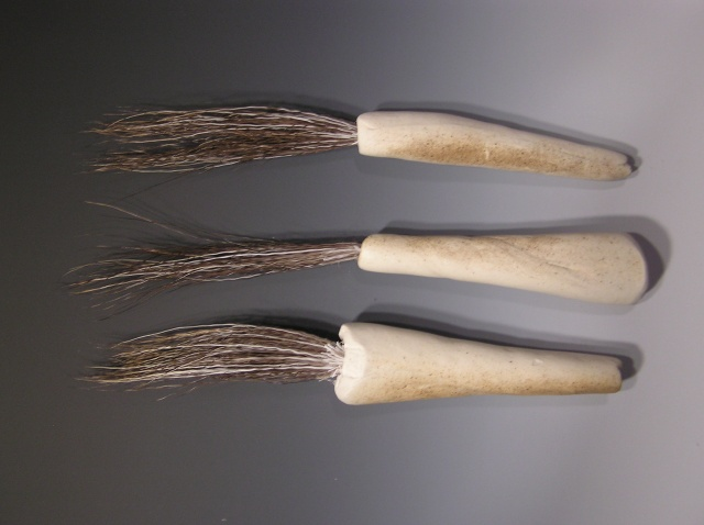 Moose Hair Brushes