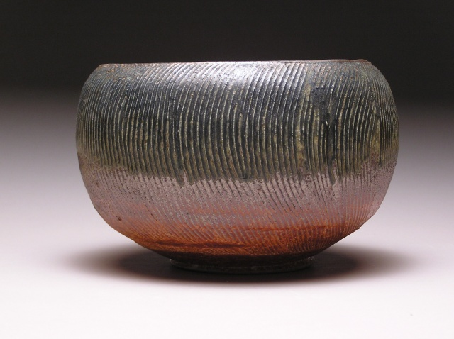 Textured 15 second Hawaiian Bowl
