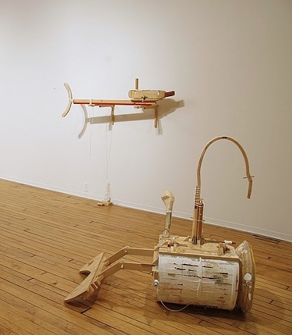 D's+B's Tool and New Big Collector in Misdemeanor at Spaces Gallery, Cleveland