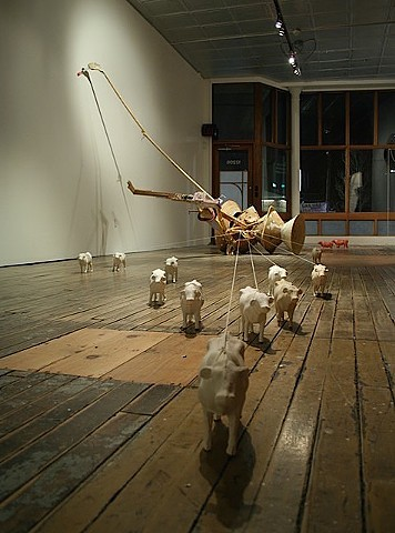 Review of SmithTownsendCollaborative at The Sculpture Center