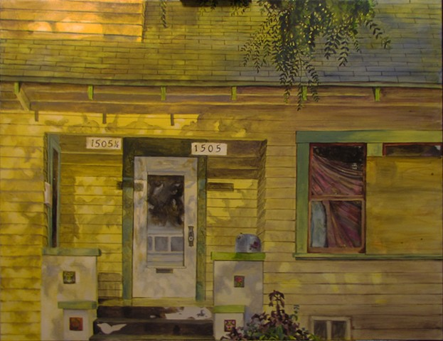 San Diego Cityscape South Park