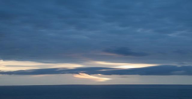 l'alba azzura