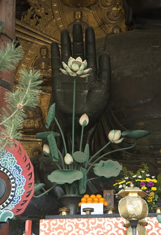 Hand of  the Daibutsu