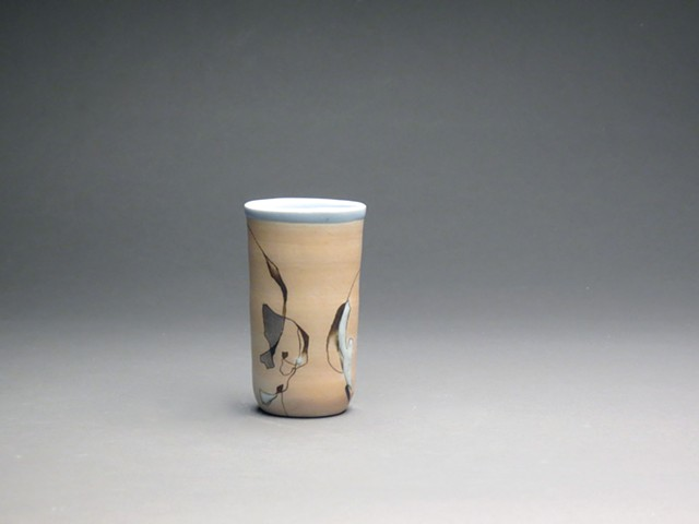 ceramic, porcelain, salt fired