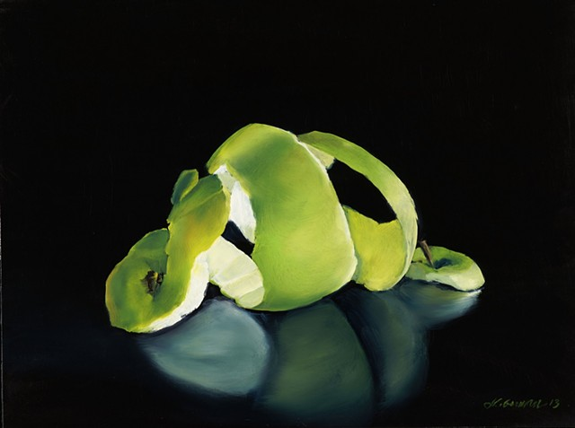 Green Apple-a-peel