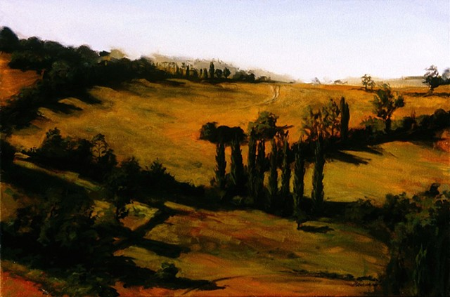 In Umbria  Private Collection