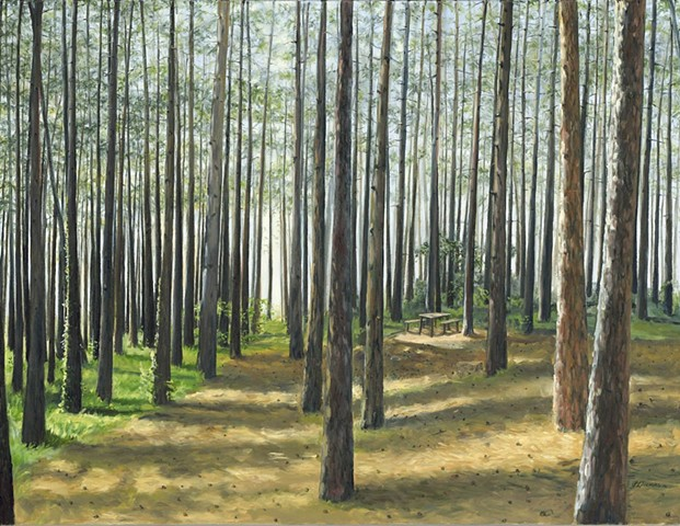 Red Pines at Candeleto