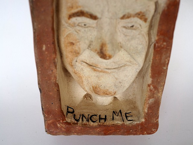 Punch Me #40 - detail