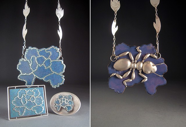 Carolyn Buss | Studio Metalsmith