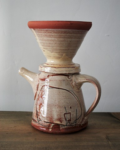 Pour-Over Pot, set