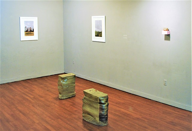 Installation View, Art and Music Library Gallery