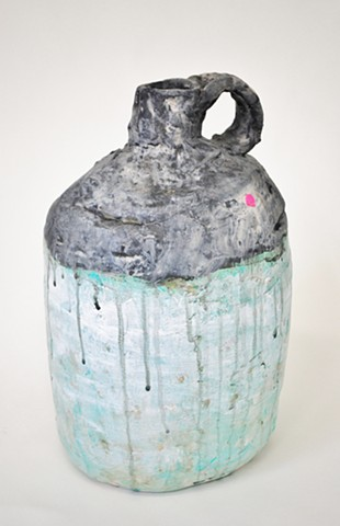 A Jug with Pink Dot